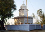 Gurudwara Baba Al Mast Sahib Ji Who Called the Six Sikh Guru Har Gobind Sahib Ji to resote the Nanak Matta as a Sikh Shrine
